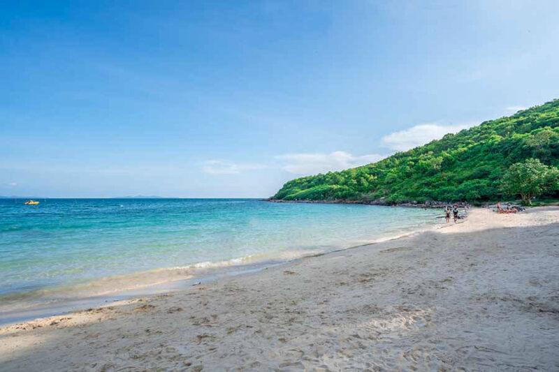 ที่เที่ยวเกาะล้าน 2021